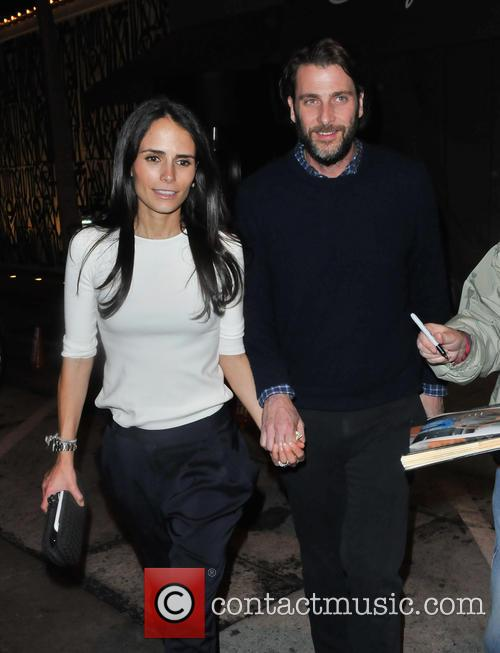 Jordana Brewster and Andrew Form 11