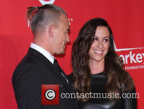 Mario Treadway and Alanis Morissette 6