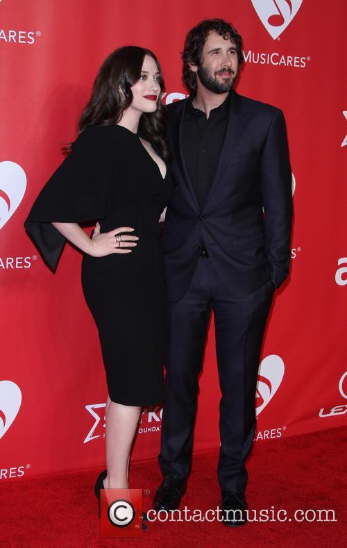 Kat Dennings and Josh Groban 4