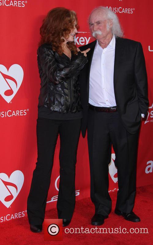 Bonnie Raitt and David Crosby 10