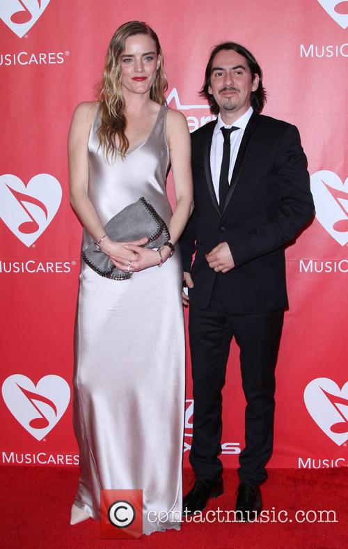 Dhani Harrison and Sola Harrison 5