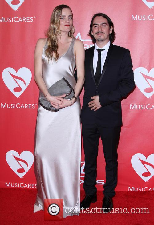 Dhani Harrison and Sola Harrison 8