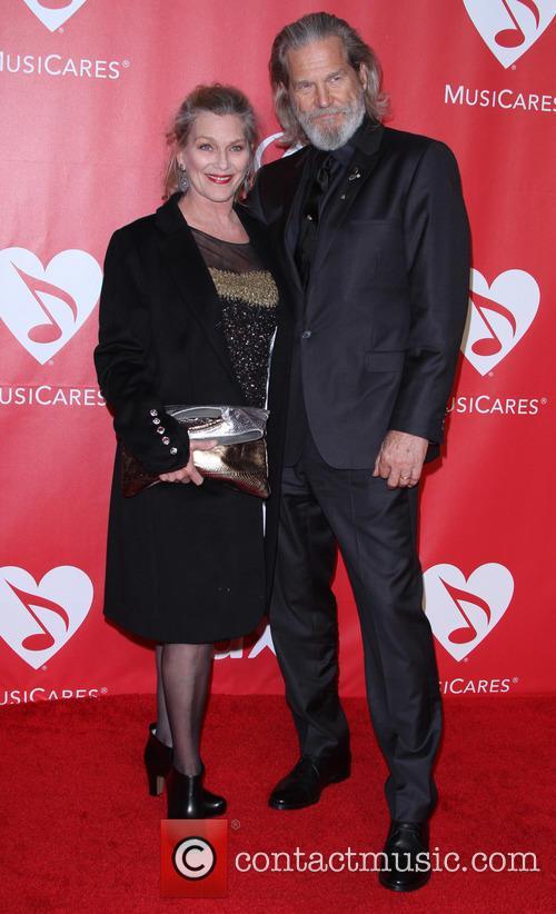 Jeff Bridges and Wife Susan Bridges 4