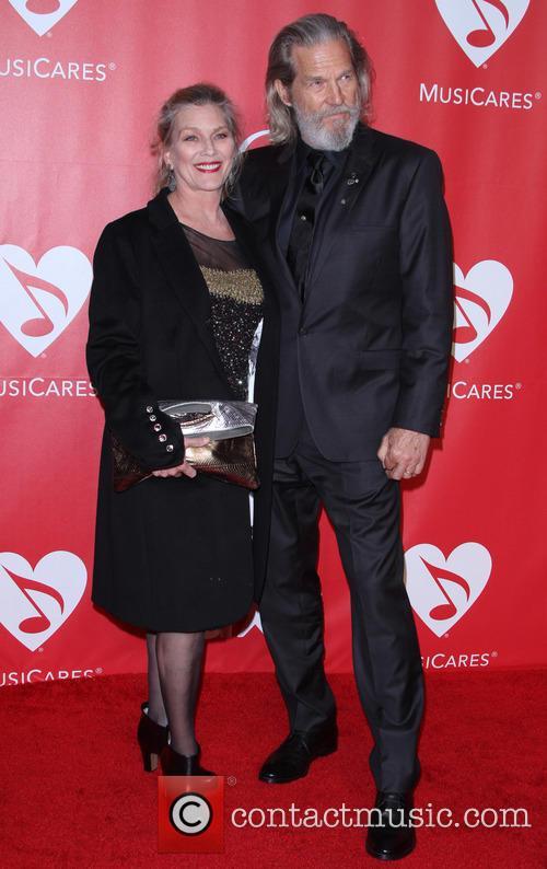 Jeff Bridges and Wife Susan Bridges 5
