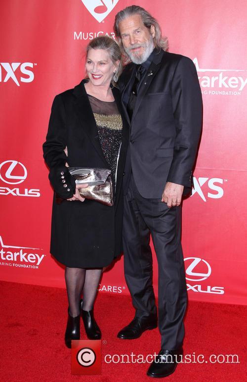 Jeff Bridges and Wife Susan Bridges 6