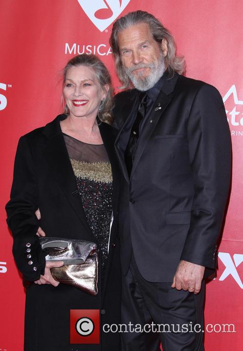 Jeff Bridges and Wife Susan Bridges 7