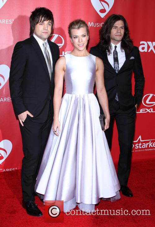 The Band Perry, Neil Perry and Kimberly Perry 2