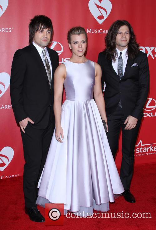 The Band Perry, Neil Perry and Kimberly Perry 3