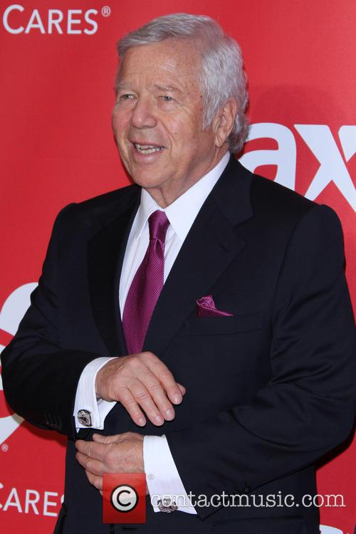 New England Patriots Owner Robert Kraft 1