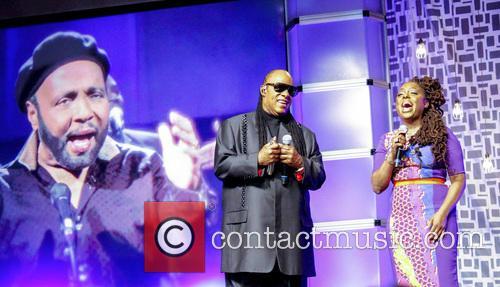 Stevie Wonder and Ledisi 1
