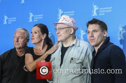 Andreas Marquardt, Katy Karrenbauer, Rosa Von Praunheim and Hanno Koffler 2
