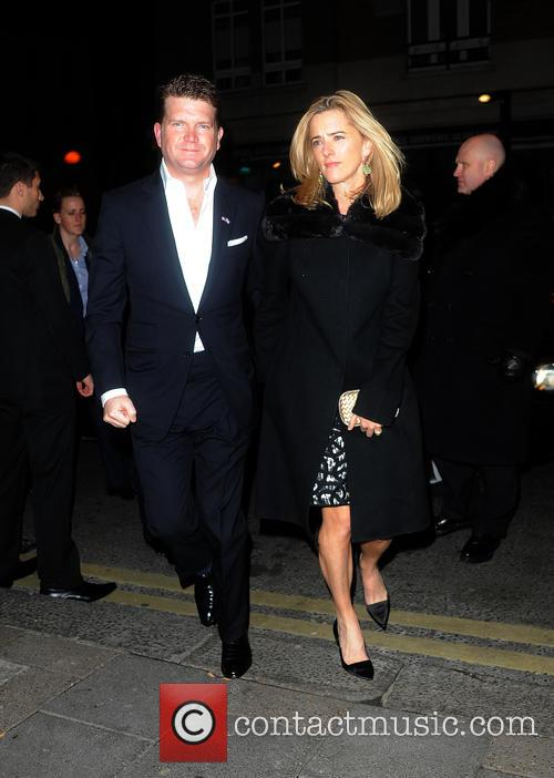 Harvey Weinstein, Gmatthew Barzun and Brooke Barzun 11
