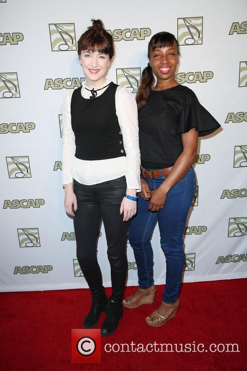 Lorraine and Alana Henderson 1