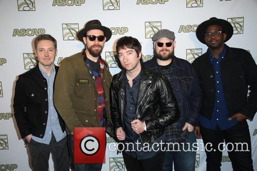 Plain White T's at 2015 ASCAP Grammy Nominees Brunch