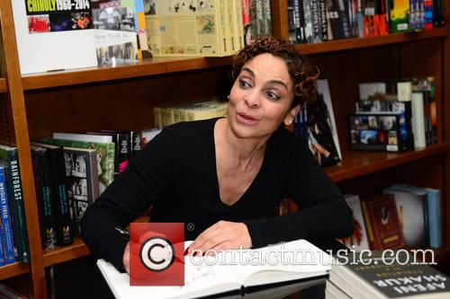 Jasmine Guy discusses her new book 'Afeni Shakur:...