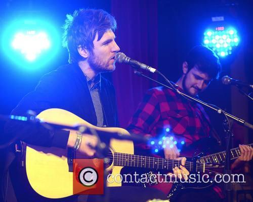 Kodaline and Jason Boland 3