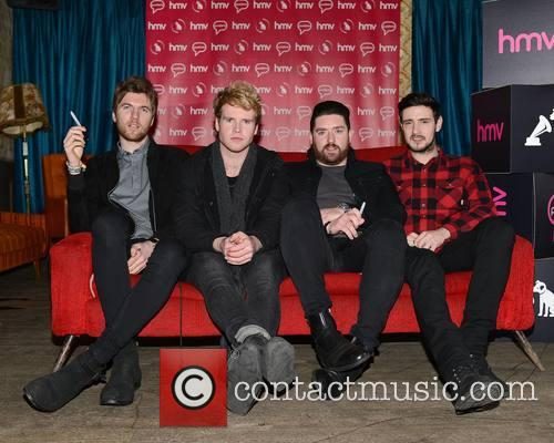 Mark Prendergast, Steve Garrigan, Vinny Mae, Jason Boland and Kodaline 3