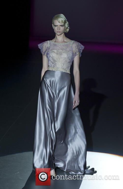 Mercedes-benz Fashion Week Madrid, Fall, Winter, Hannibal Laguna and Catwalk 5