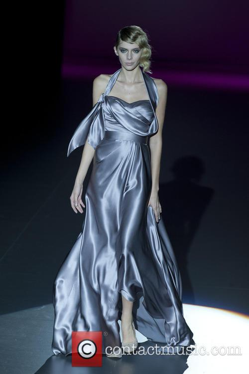 Mercedes-benz Fashion Week Madrid, Fall, Winter, Hannibal Laguna and Catwalk 7
