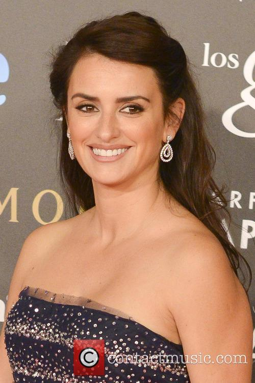 Penelope Cruz attends the 29th Goya Awards at...