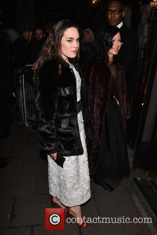 Chanel and Tallulah Harlech 1