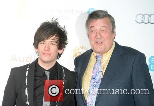 Stephen Fry and Elliot Spencer 2