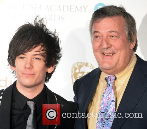 Stephen Fry and Elliot Spencer 3