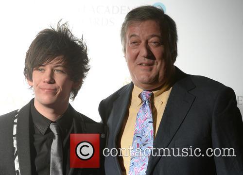 Stephen Fry and Elliot Spencer 1