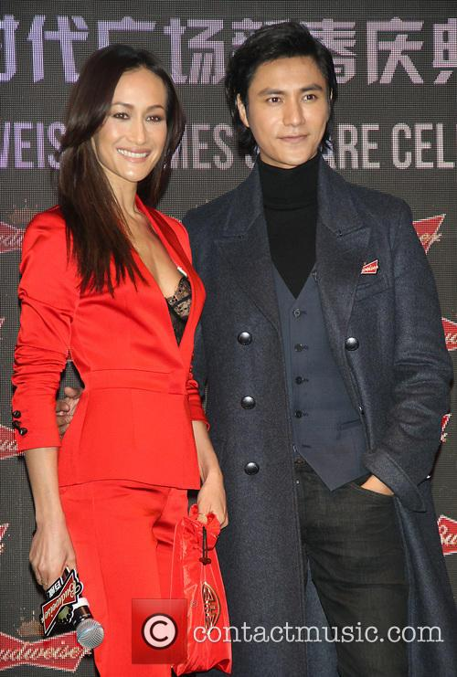 Maggie Q and And Chen Kun 3
