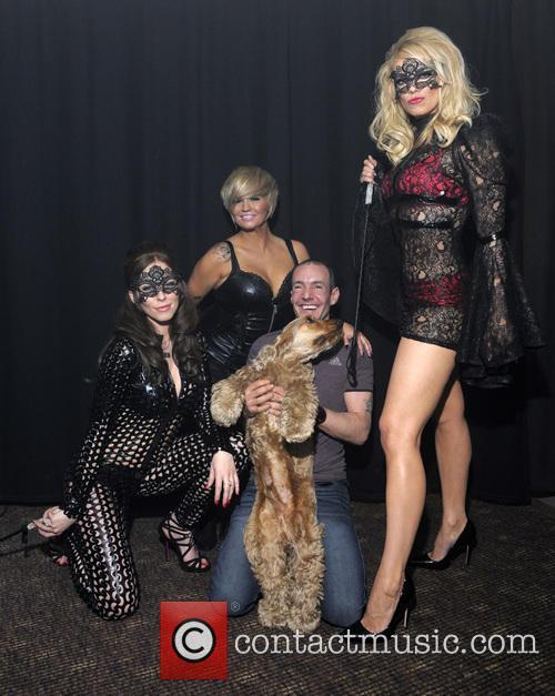 Atomic Kitten, Jeremy Joseph, Liz Mcclarnon, Natasha Hamilton and Kerry Katona 5