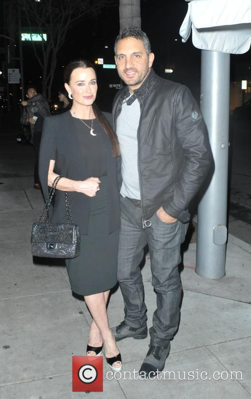 Kyle Richards and Guraish Aldjufrie 3