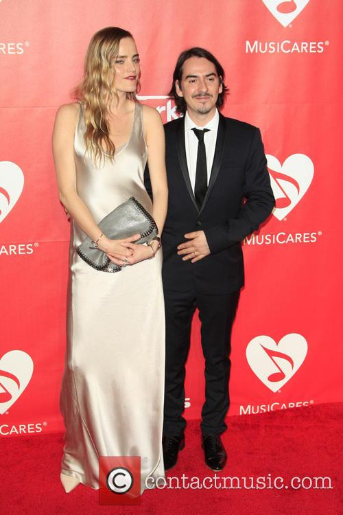 Sola Harrison and Dhani Harrison