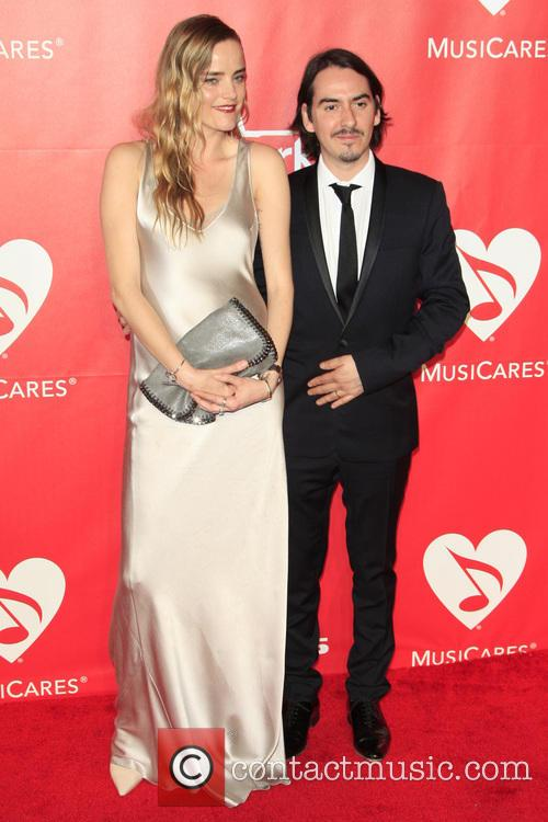 Sola Harrison and Dhani Harrison 2