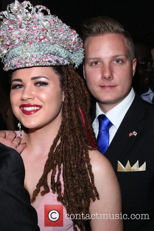Dresh and Prince Frederic Von Anhalt 1