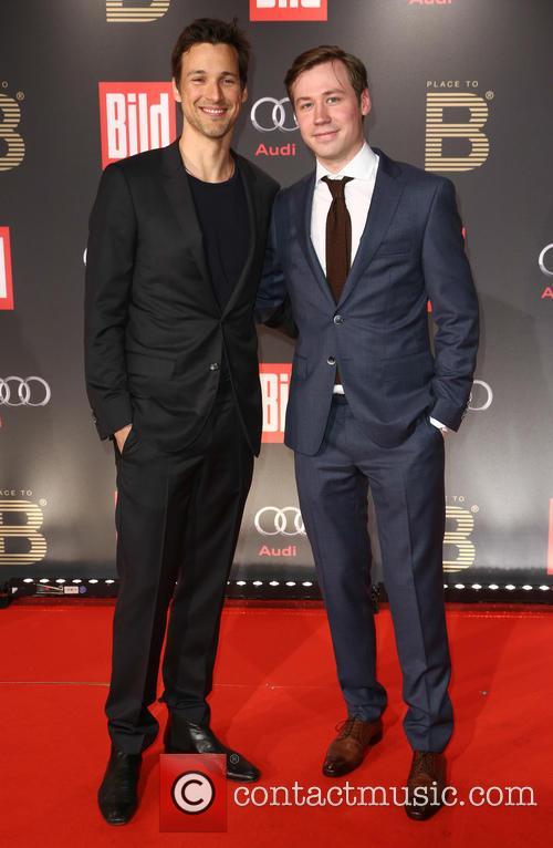 David Kross and Florian David Fitz