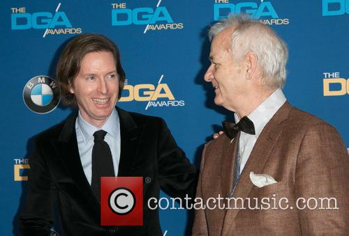Wes Anderson and Bill Murray 1
