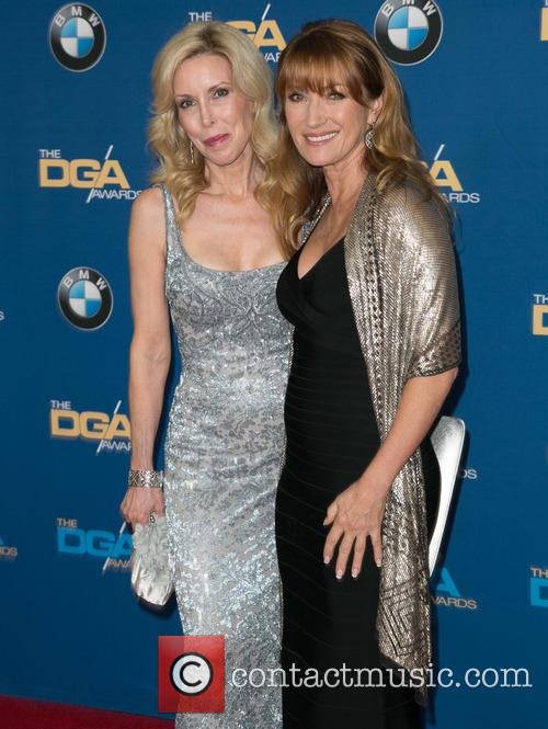 Kim Campbell and Jane Seymour 7