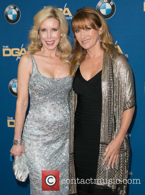Kim Campbell and Jane Seymour 9