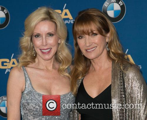 Kim Campbell and Jane Seymour 10