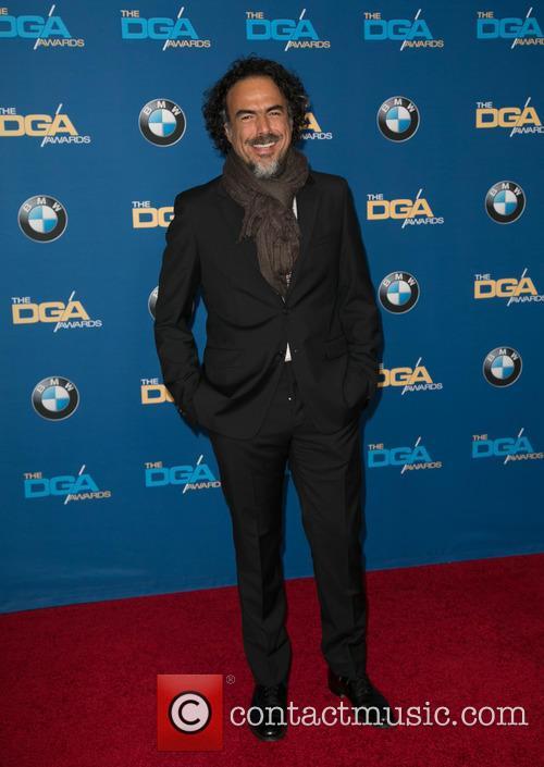 Alejandro González Iñárritu 6