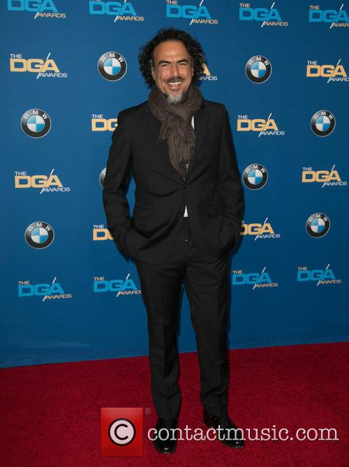 Alejandro González Iñárritu 7