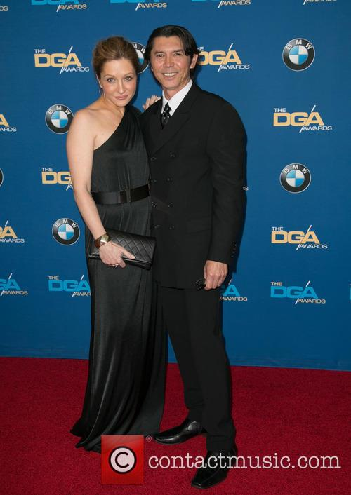 Yvonne Boismier Phillips and Lou Diamond Phillips 3