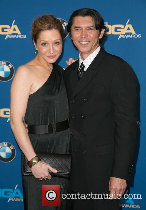 Yvonne Boismier Phillips and Lou Diamond Phillips 4