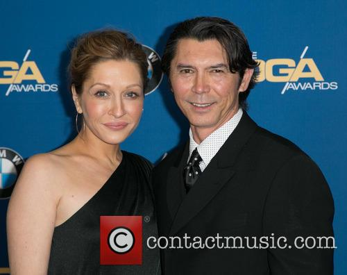 Yvonne Boismier Phillips and Lou Diamond Phillips 5