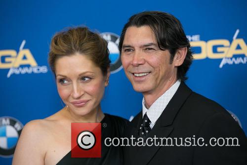 Yvonne Boismier Phillips and Lou Diamond Phillips 1