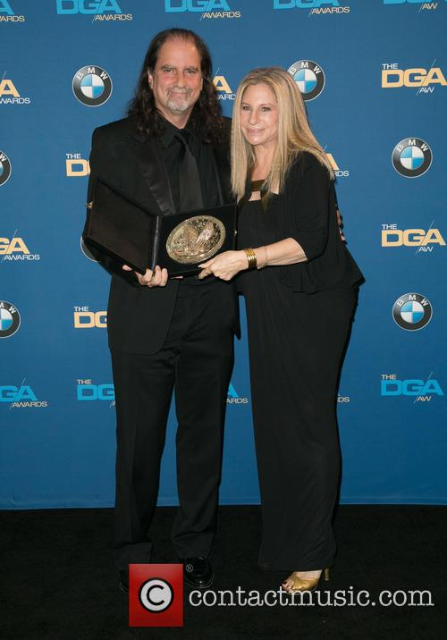 Glenn Weiss and Barbra Streisand 4