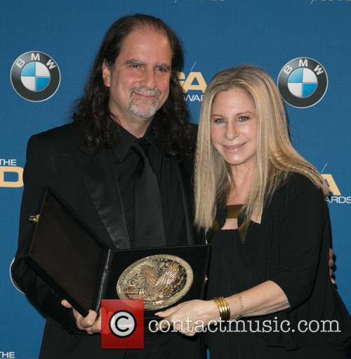 Glenn Weiss and Barbra Streisand 7