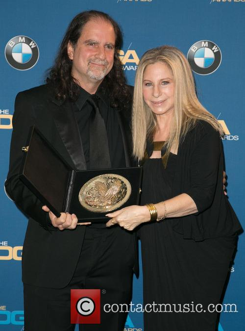 Glenn Weiss and Barbra Streisand 8