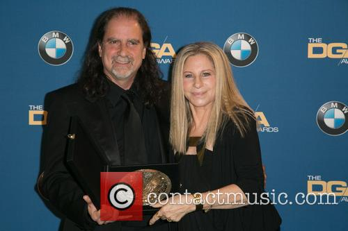 Glenn Weiss and Barbra Streisand 9