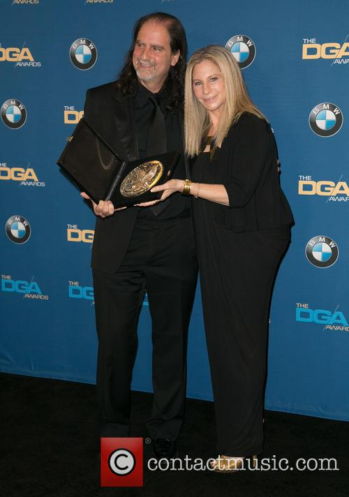 Glenn Weiss and Barbra Streisand 10